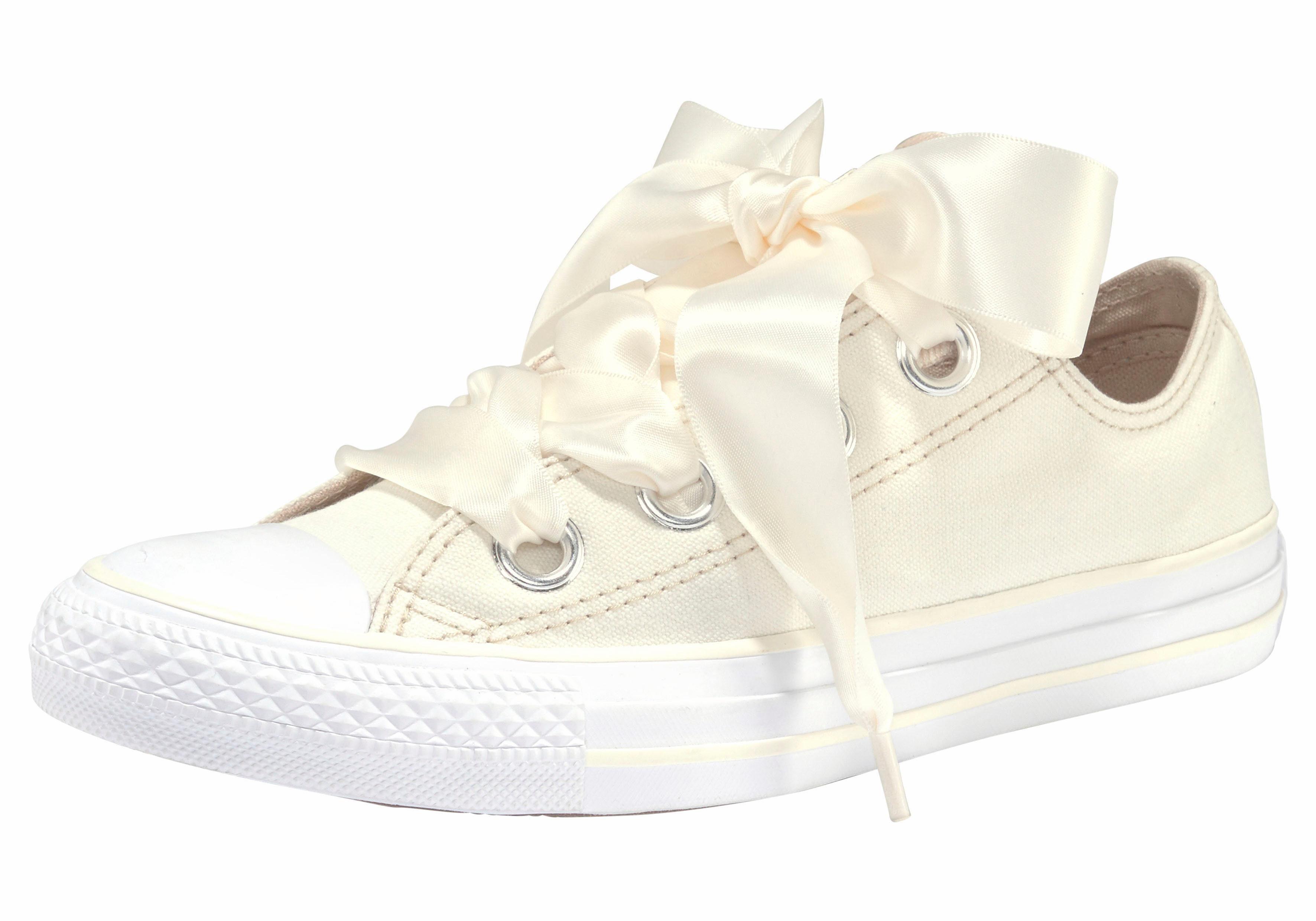 Converse Chuck Taylor All Star Ox Big Eyelet Sneaker online kaufen  elfenbeinfarben