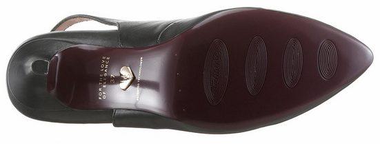 Tamaris HEART & SOLE Slingpumps, im schlichten Design