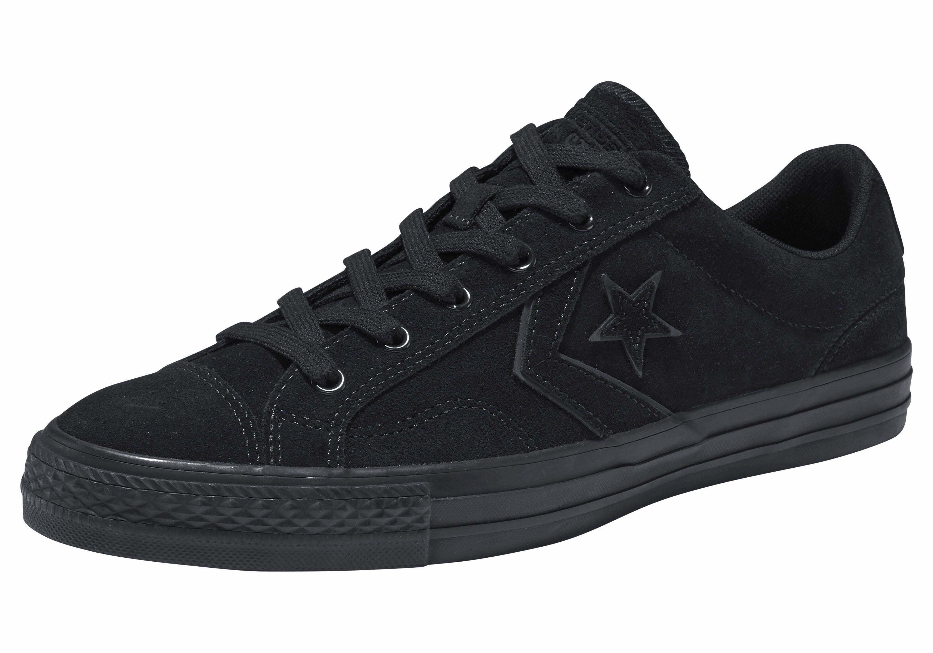 Converse Star Player Ox U Sneaker online kaufen  schwarz-schwarz