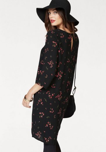 Vero Moda Druckkleid PARISAN, mit Blumen Muster