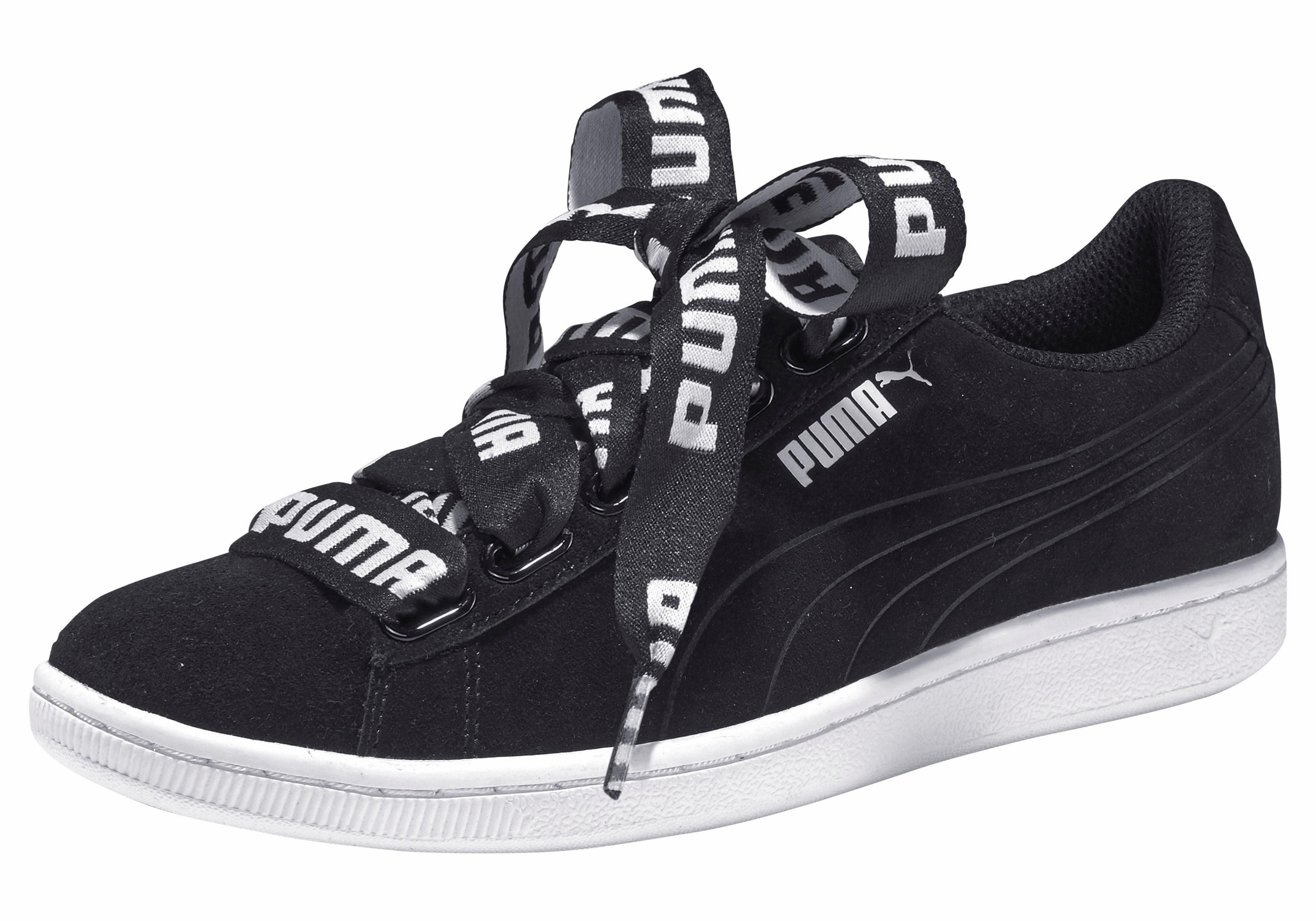 puma sneaker vikky ribbon patent
