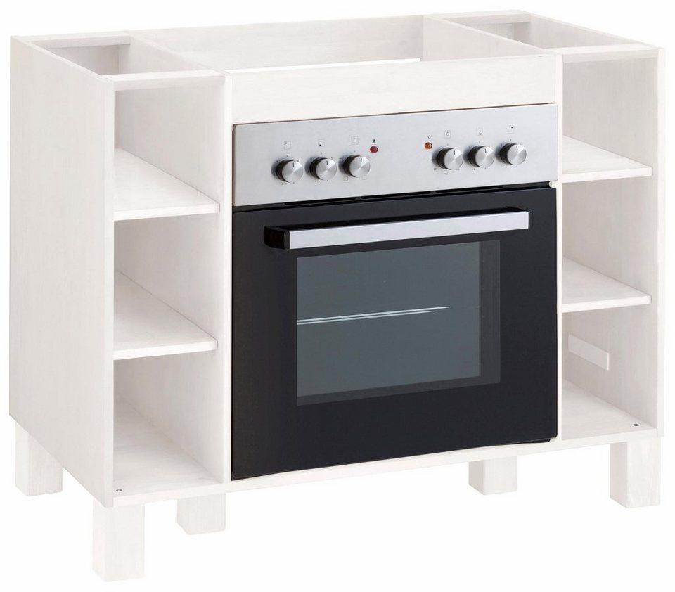 herdumbauschrank weiss. Black Bedroom Furniture Sets. Home Design Ideas