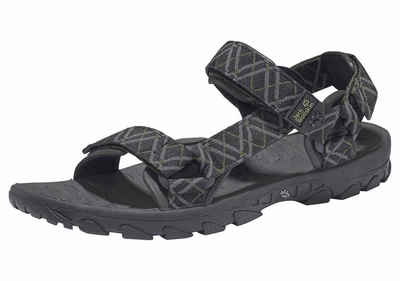 21716e2dbb83d6 Jack Wolfskin »Wildwaters Sandal« Outdoorsandale