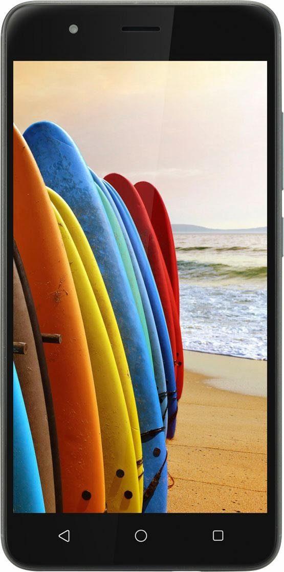Gigaset GS270 Smartphone (13,3 cm/5,2 Zoll, 16 GB Speicherplatz, 13 MP Kamera)
