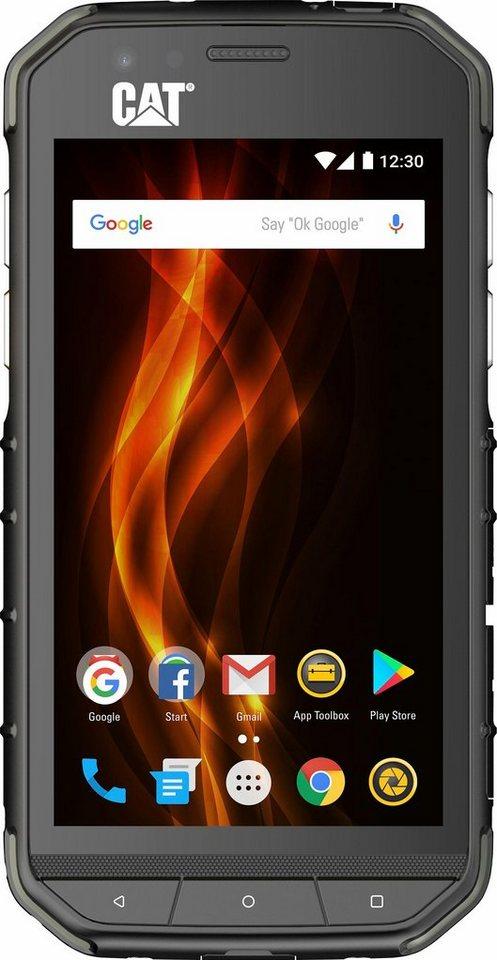 cat s31 smartphone 11 9 cm 4 7 zoll 16 gb speicherplatz. Black Bedroom Furniture Sets. Home Design Ideas