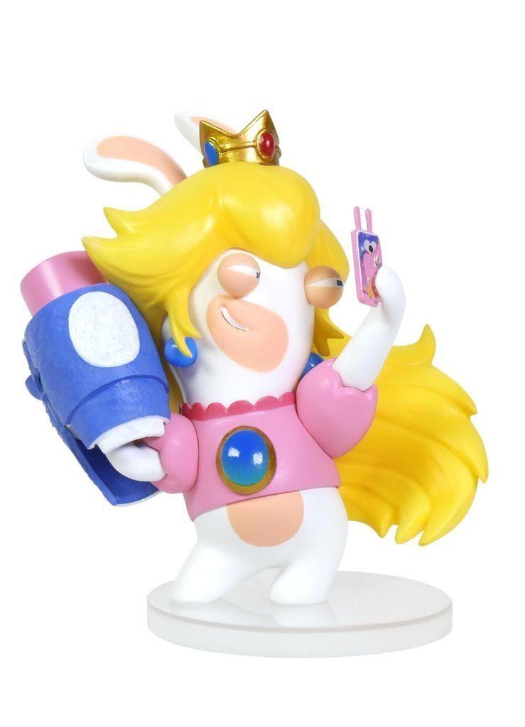 "Ubisoft Fanartikel »Mario & Rabbids Kingdom Battle - Rabbid Peach (3"")«"
