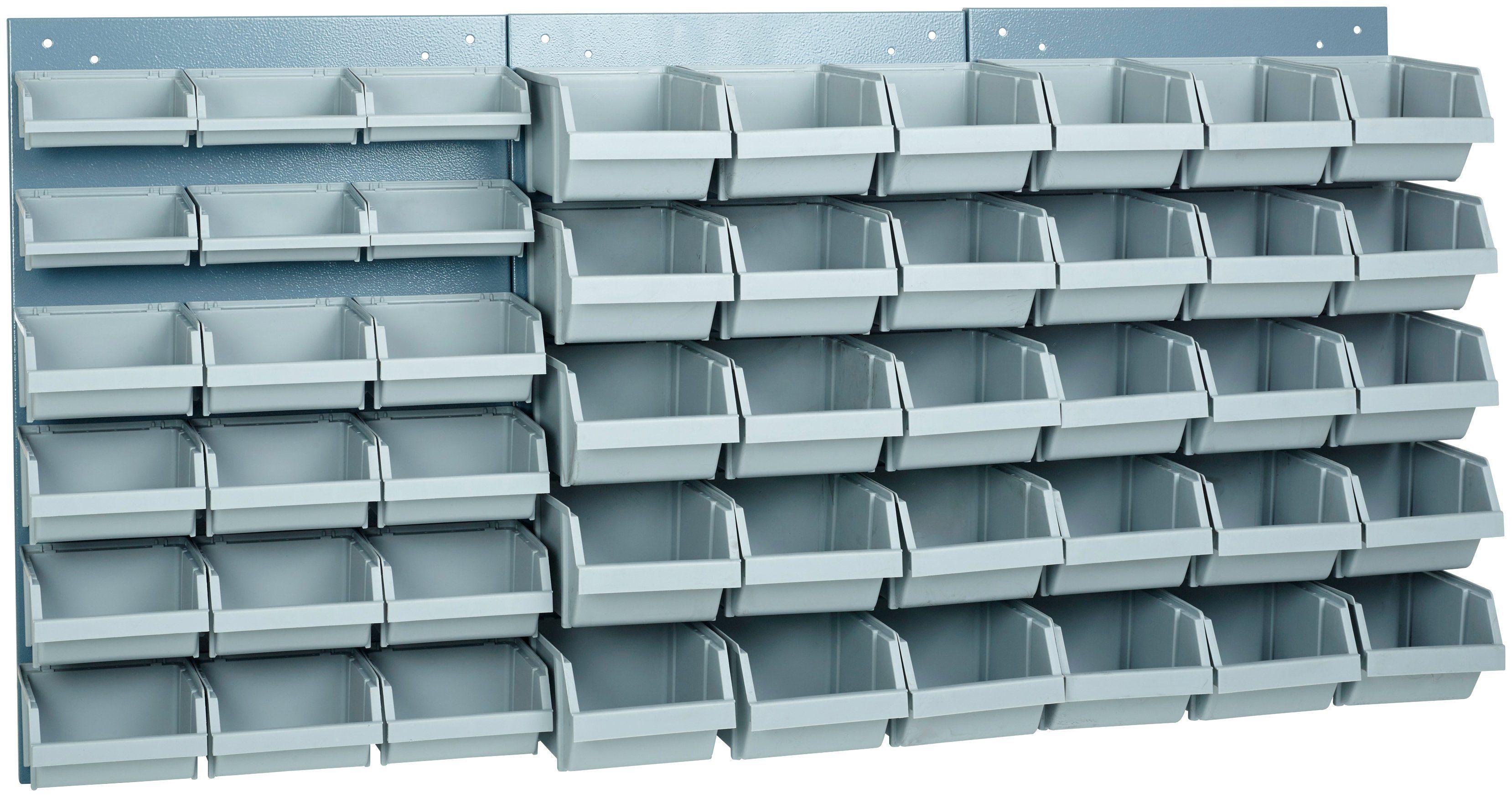 KÜPPER Wandpaneel , 3 Stk., inkl. 48 Werkzeugboxen