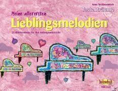 Broschiertes Buch »Meine allerersten Lieblingsmelodien«