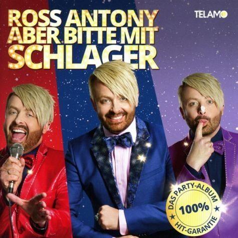 Audio CD »Antony,Ross: Aber Bitte Mit Schlager«