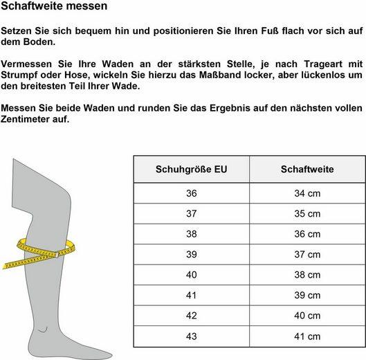 Rieker Stiefel, mit XS-Schaft