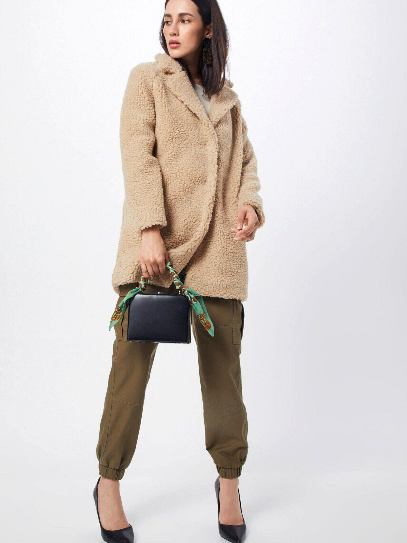 Only Langmantel Onlaurelia Sherpa Coat Cc Otw