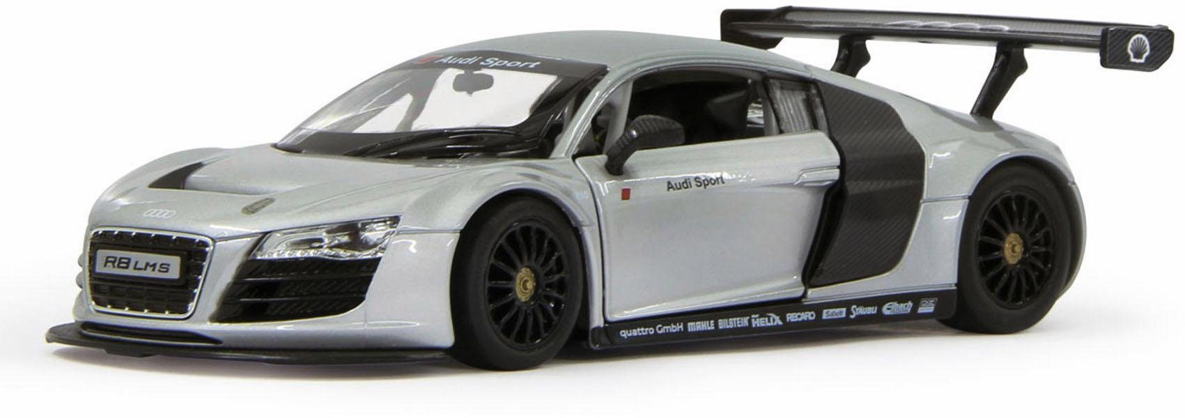 JAMARA Modellauto, »Diecast, Audi R8 LMS, 1:24,silber«