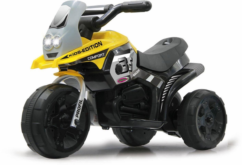 JAMARA Elektrofahrzeug für Kinder, »JAMARA KIDS Ride On E-Trike Racer, gelb«