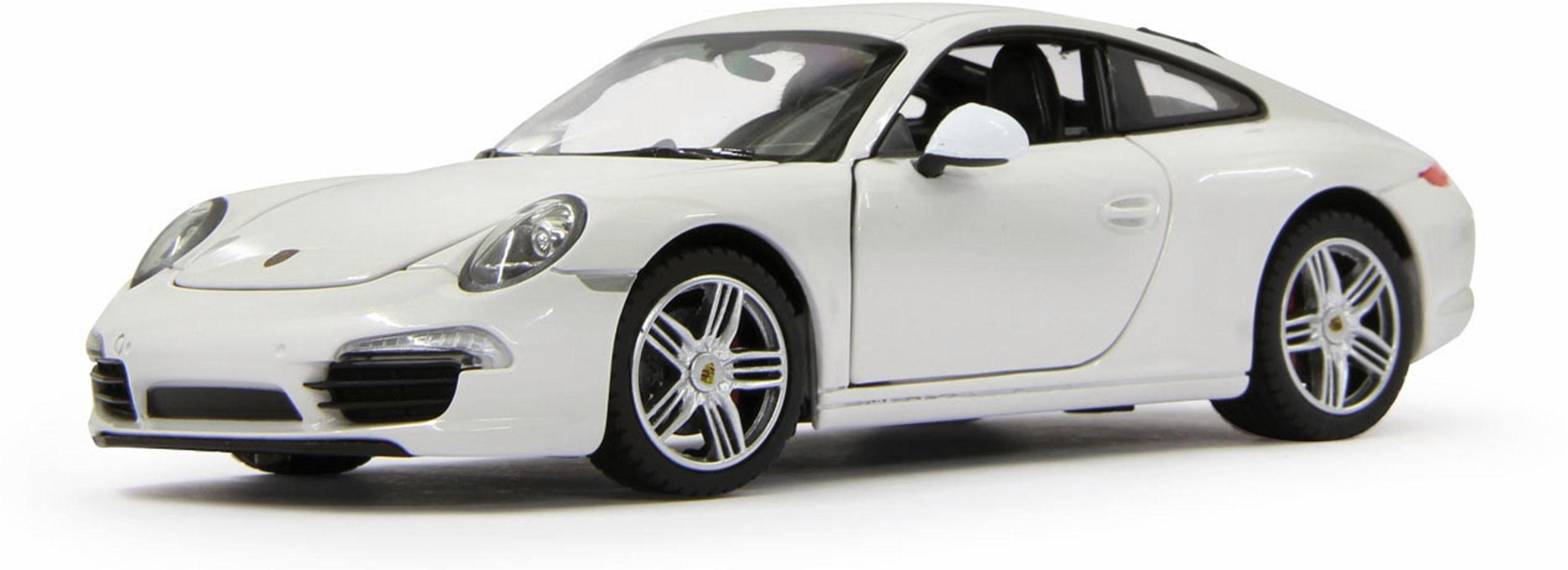 JAMARA Modellauto, »Diecast, Porsche 911, 1:24, weiß«