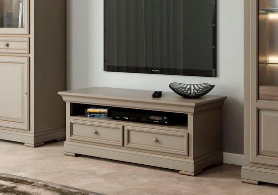 SELVA Lowboard »Constantia«, Modell 5503, furniert in vier schönen Holzfarben