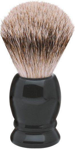 ERBE Rasierpinsel »XL«, Dachs-Zupfhaar, schwarzer Kunststoffgriff