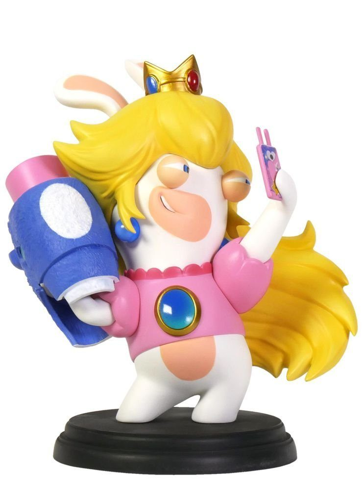 "Ubisoft Fanartikel »Mario & Rabbids Kingdom Battle - Rabbid Peach (6"")«"