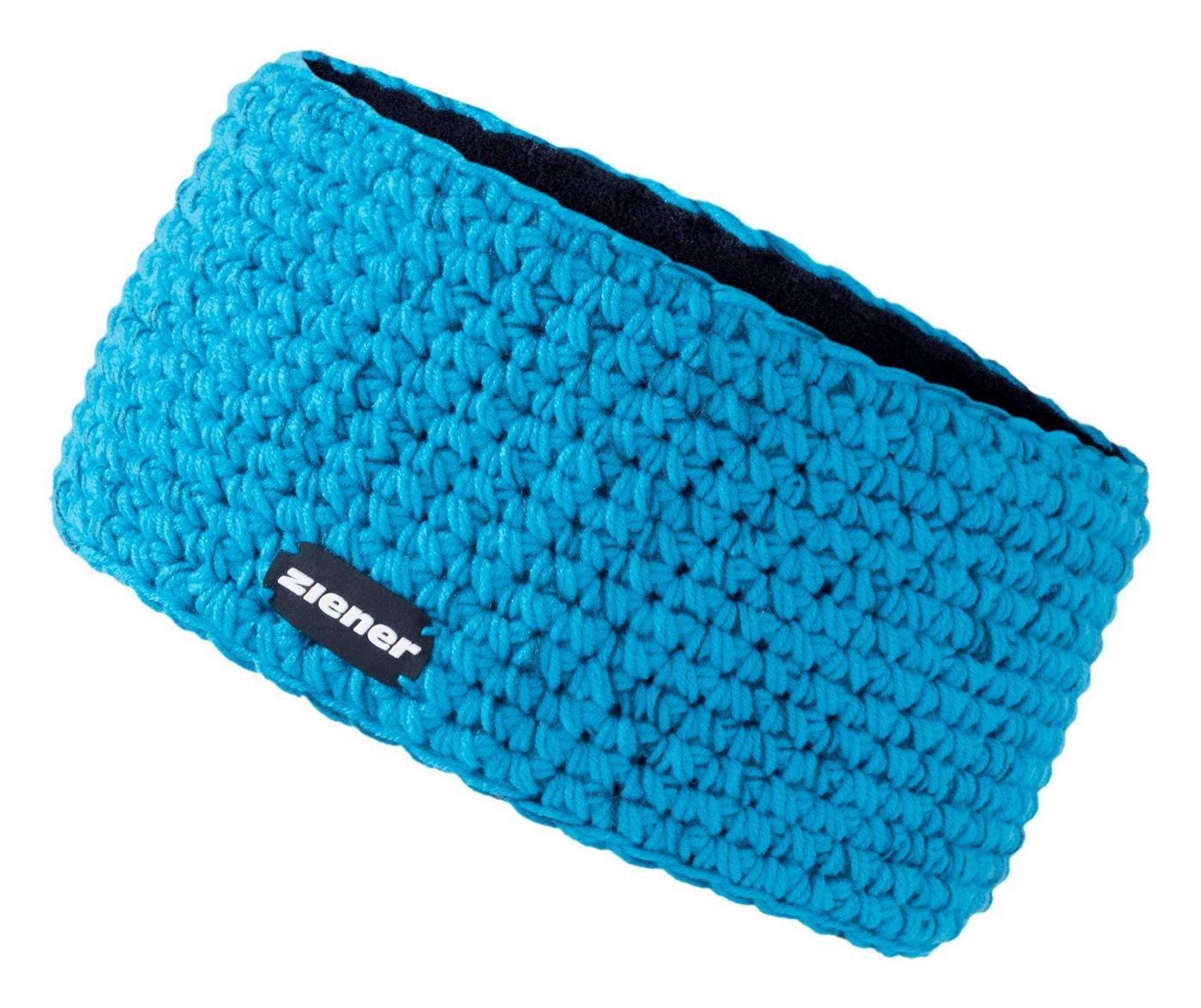 Ziener Stirnband »IHAB« | Accessoires > Mützen > Stirnbänder | Blau | Ziener