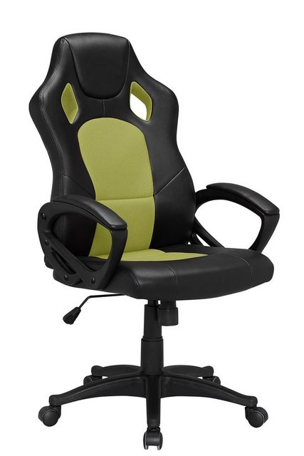 Bürostühle - HTI Line Chefsessel Racingstyle, Chefsessel Racingstuhl »Daytona« » grün  - Onlineshop OTTO