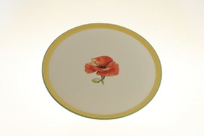 Zeller Keramik Tortenplatte »Kornfeld«