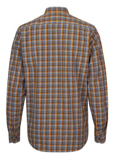 Daniel Hechter Freizeithemd mit Karo-Muster