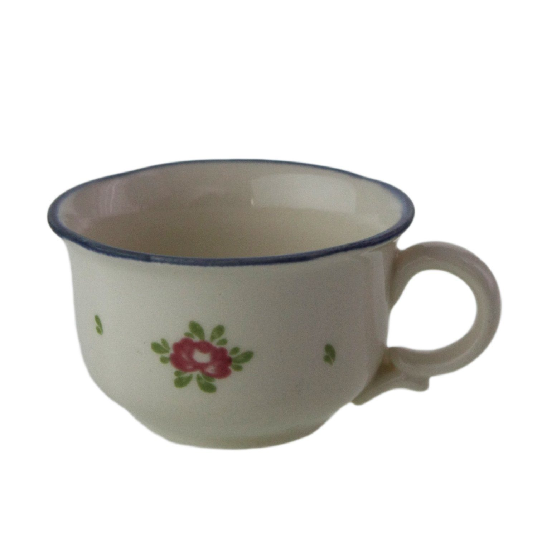 Zeller Keramik Espresso Obertasse »Petite Rose«