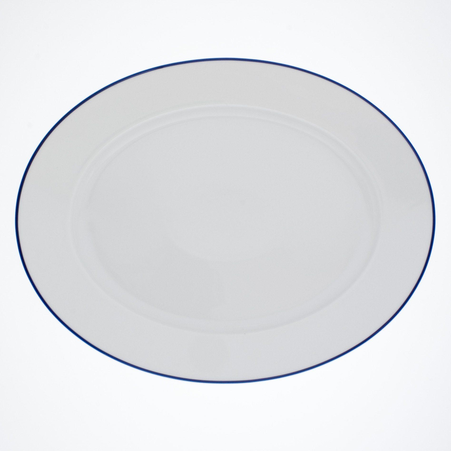 Kahla Platte »Aronda Blaue Linie«