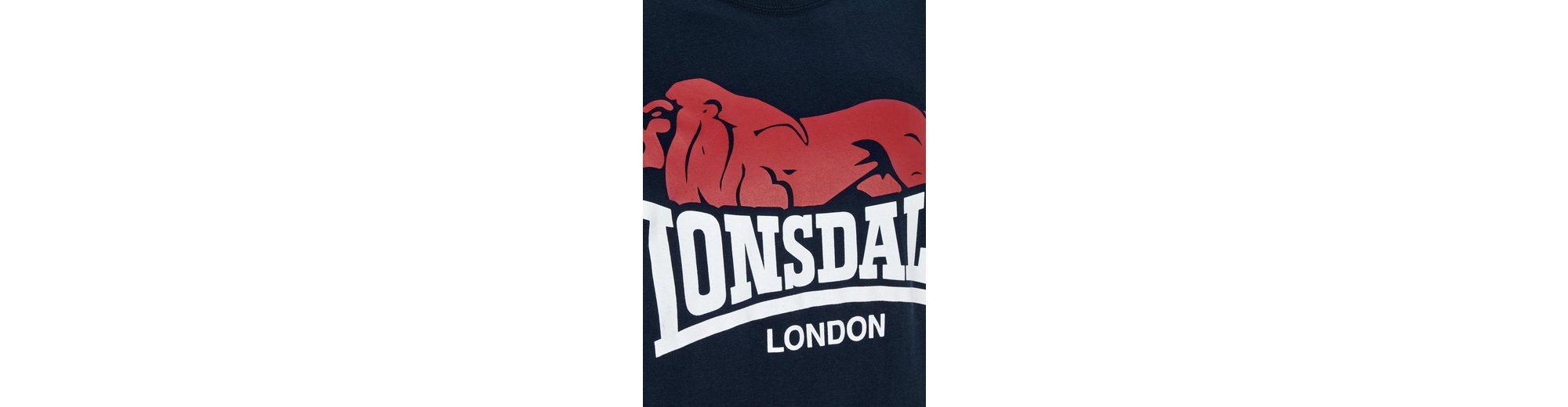 Auf Der Suche Nach Rabatt Großer Verkauf Lonsdale Regular Fit T-Shirt BERRY HEAD GMbYEnvtV
