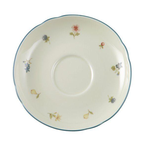 Seltmann Weiden Tee - Untertasse Streublume »Marie Luise 30308«