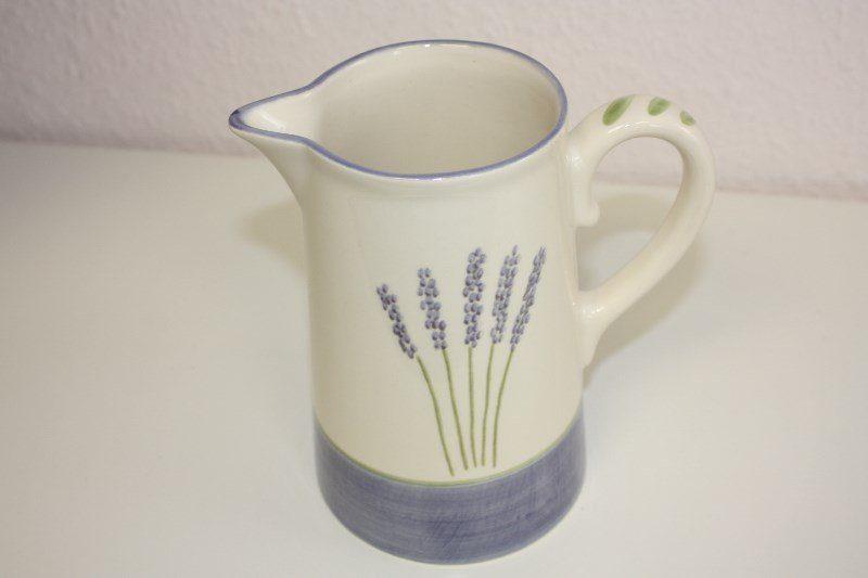 Zeller Keramik Krug »Fleur de Provence«