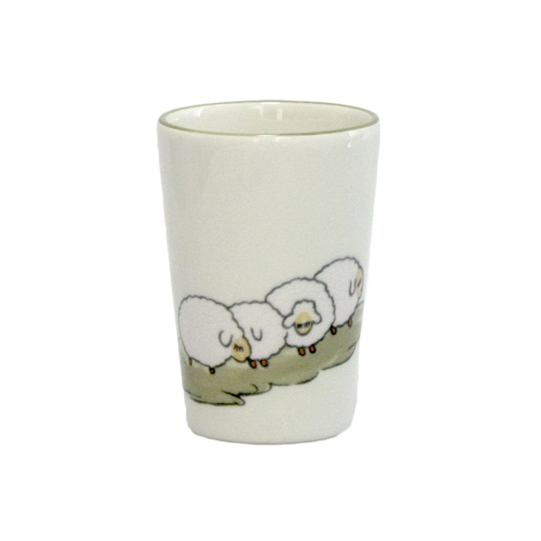 Zeller Keramik Milchbecher »Schäfchen«
