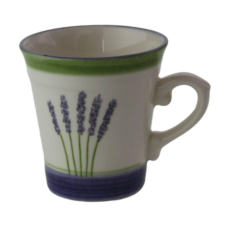 Zeller Keramik Obertasse hoch »Fleur de Provence«