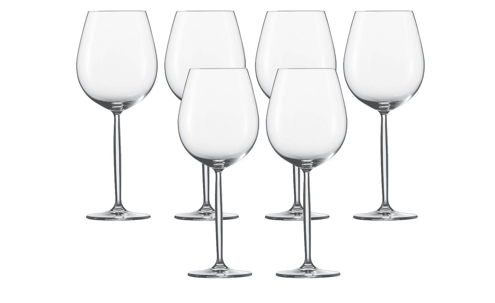 Schott Zwiesel Burgunder Glas 6er-Set »Diva«