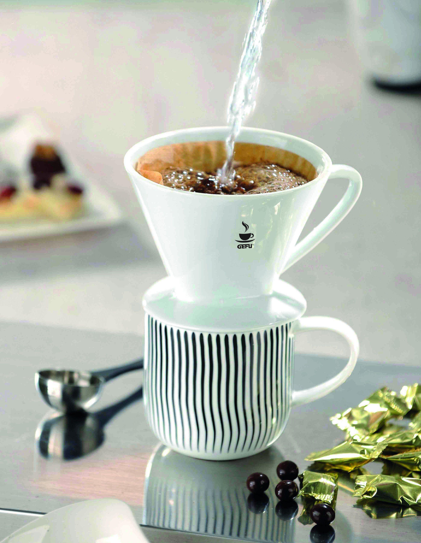 GEFU Porzellan-Kaffeefilter »Sandro«