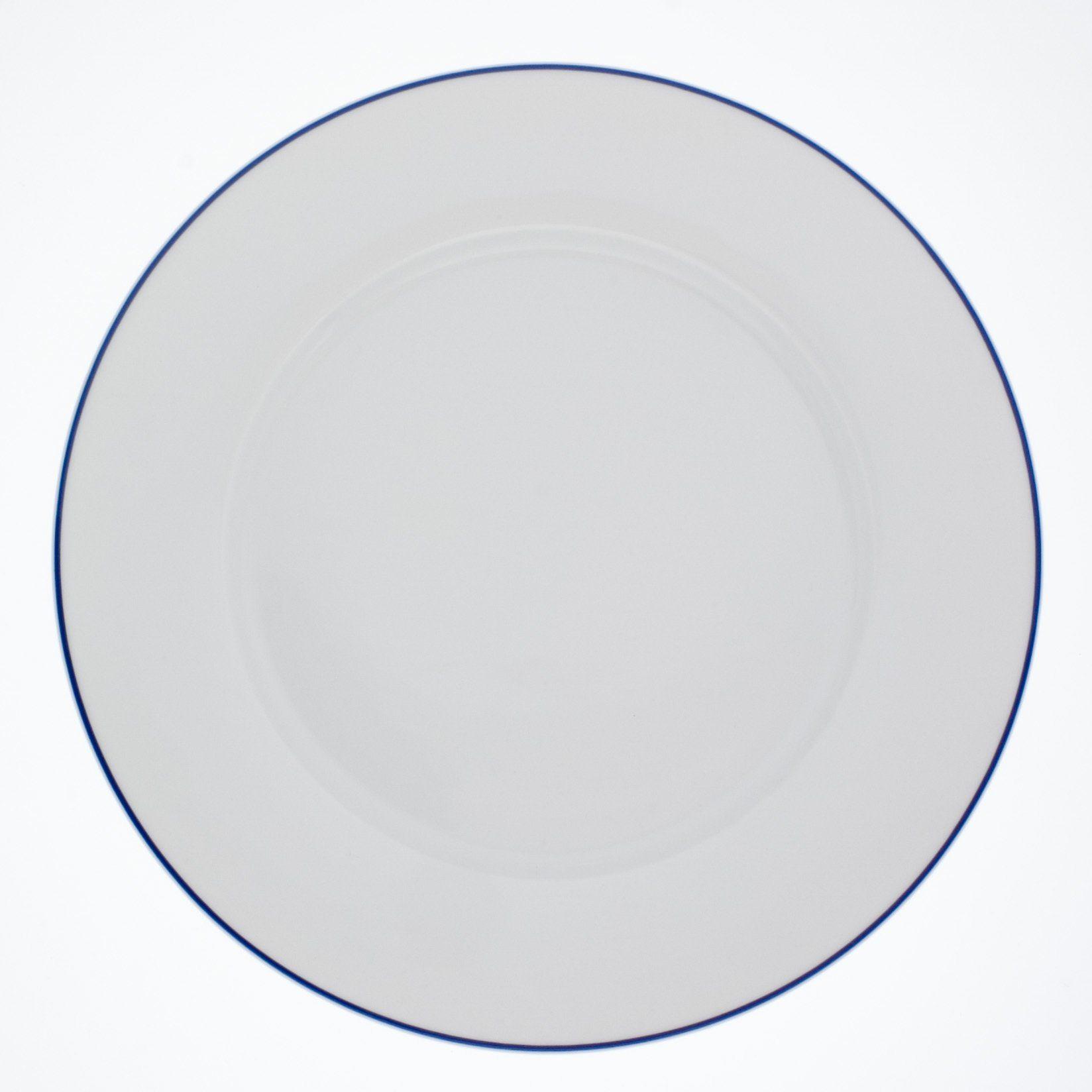 Kahla Speiseteller »Aronda Blaue Linie«