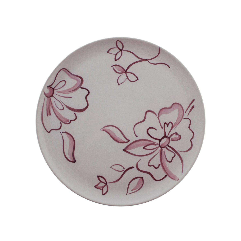 Zeller Keramik Cup-Teller flach »Ono Cara«