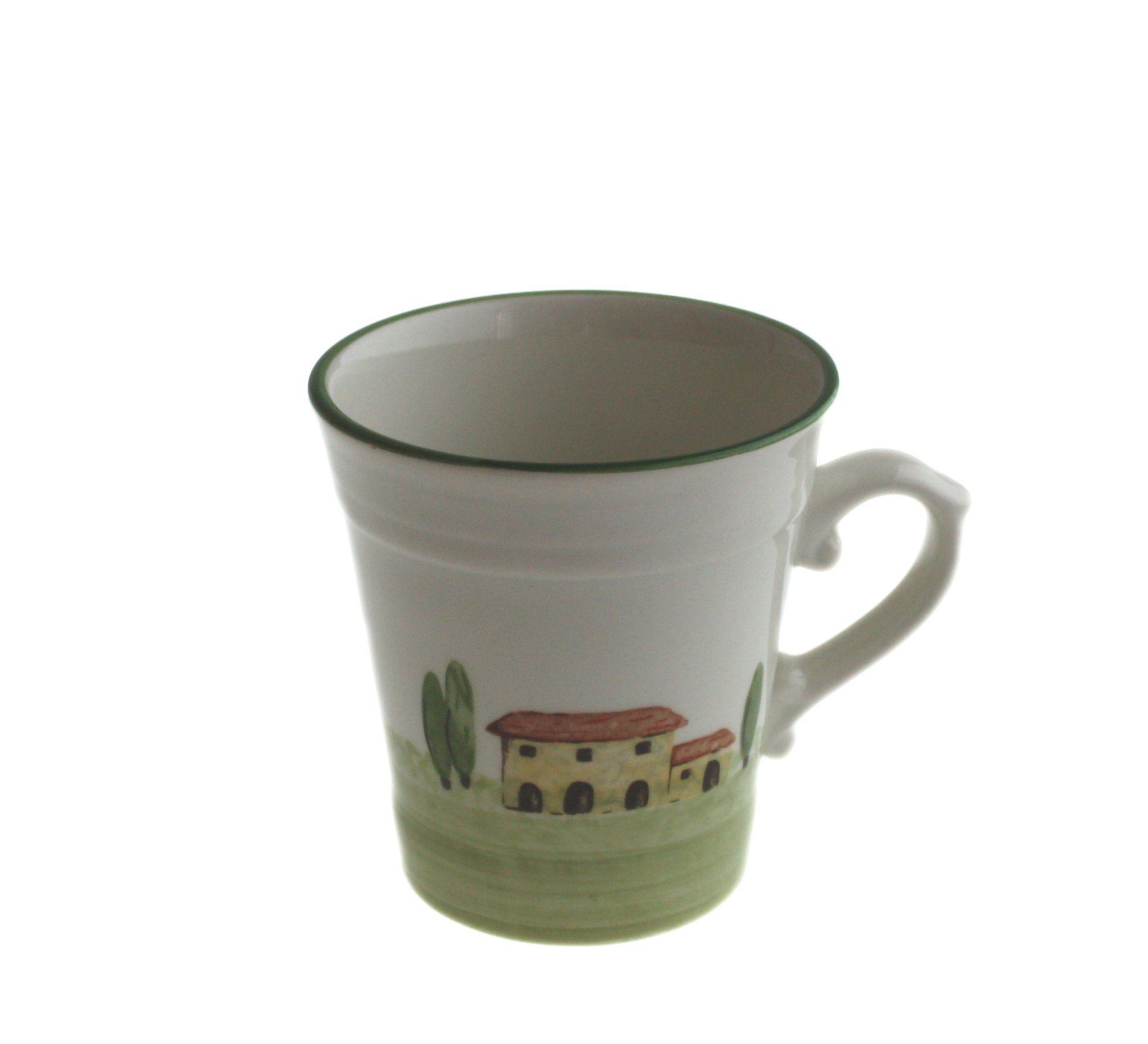 Zeller Keramik Obertasse hoch »Bella Toscana«
