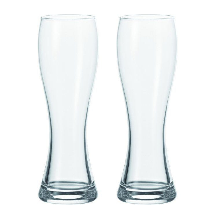 Leonardo Weizenbierglas Maxima 2er Set »Beer Generation«