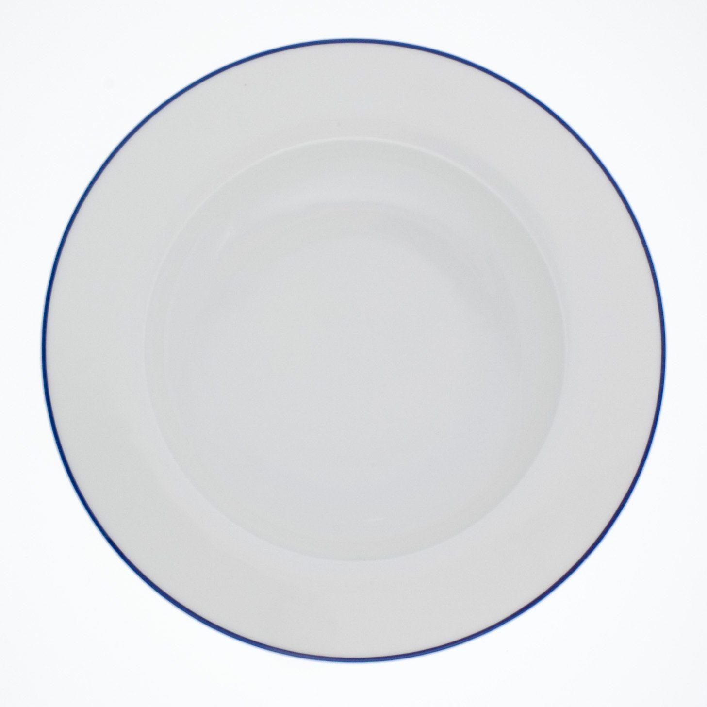 Kahla Suppenteller »Aronda Blaue Linie«