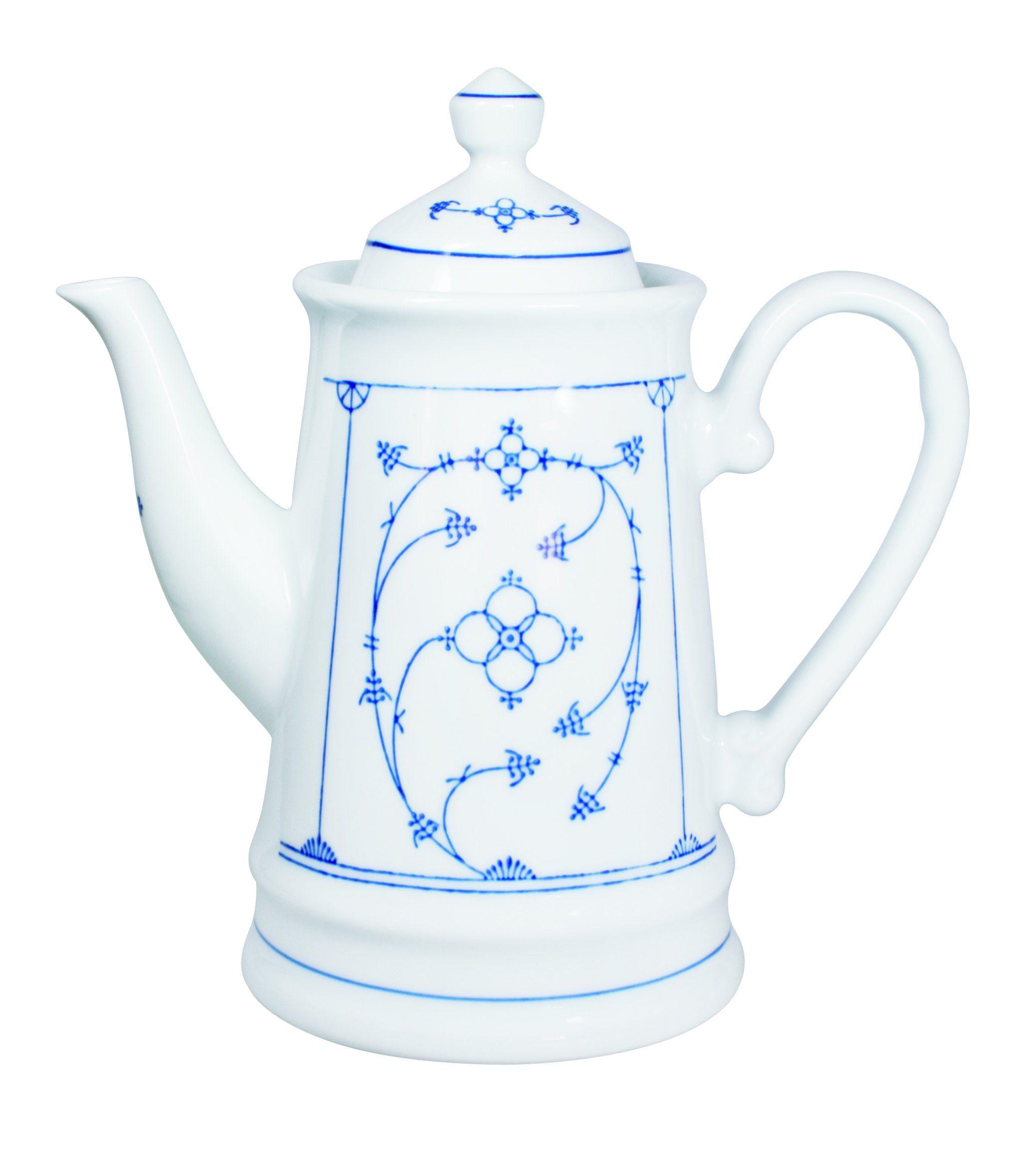 Kahla Kaffeekanne »Blau Saks«