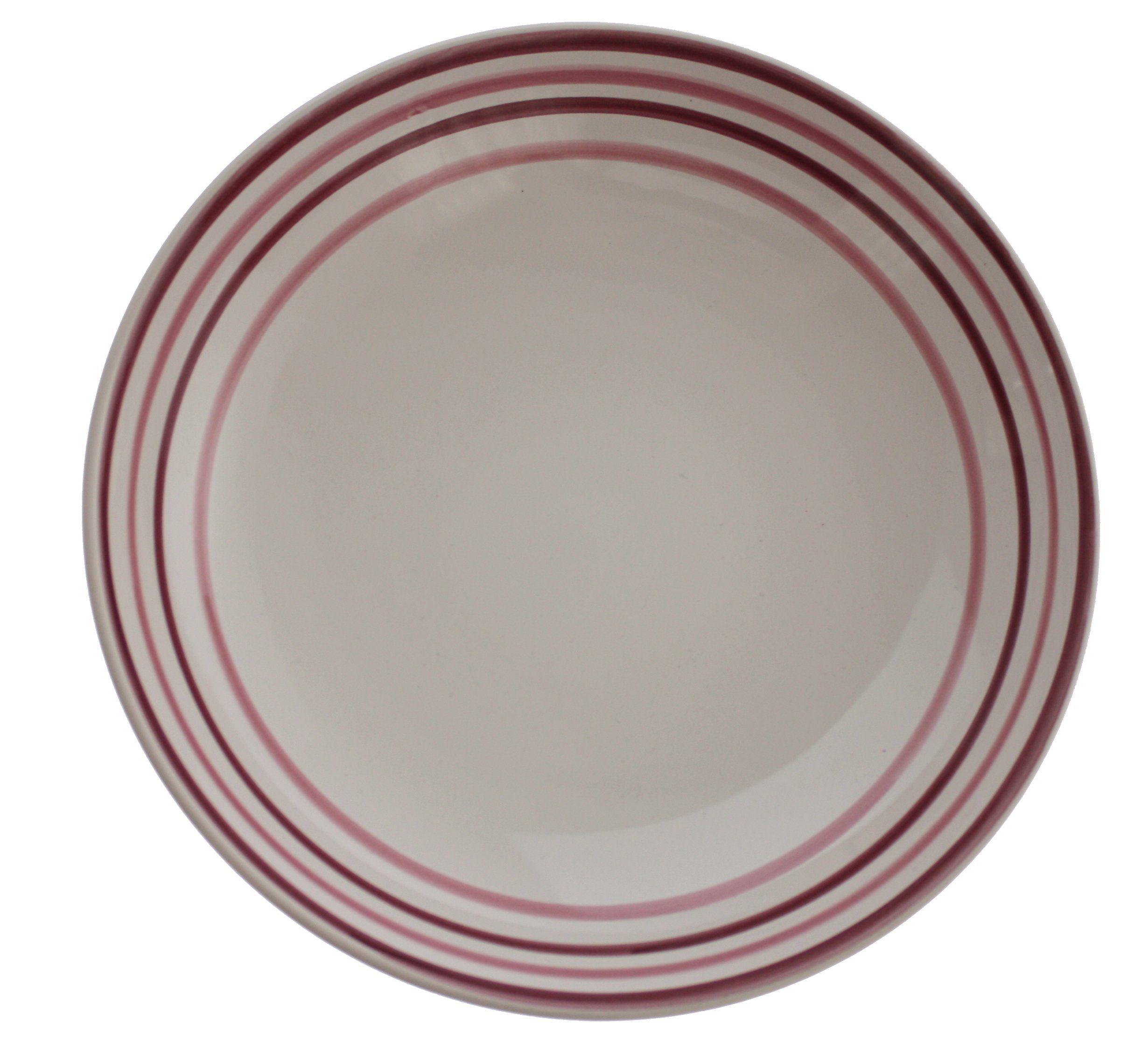 Zeller Keramik Teller tief »Ono Cara«