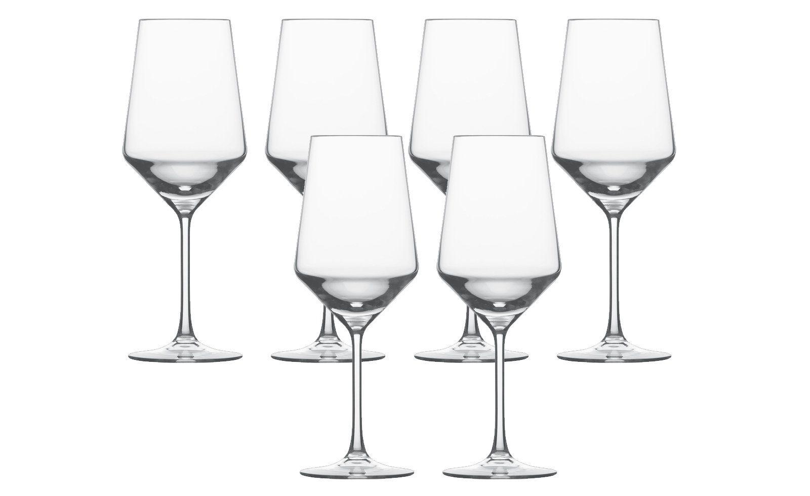 Schott Zwiesel Cabernet Glas 6er-Set »Pure«