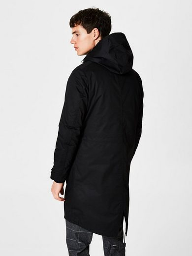 Selected Homme Langer Parka