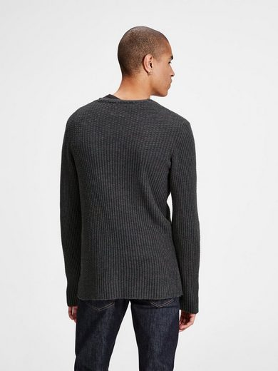 Jack & Jones Lässiger Strickpullover