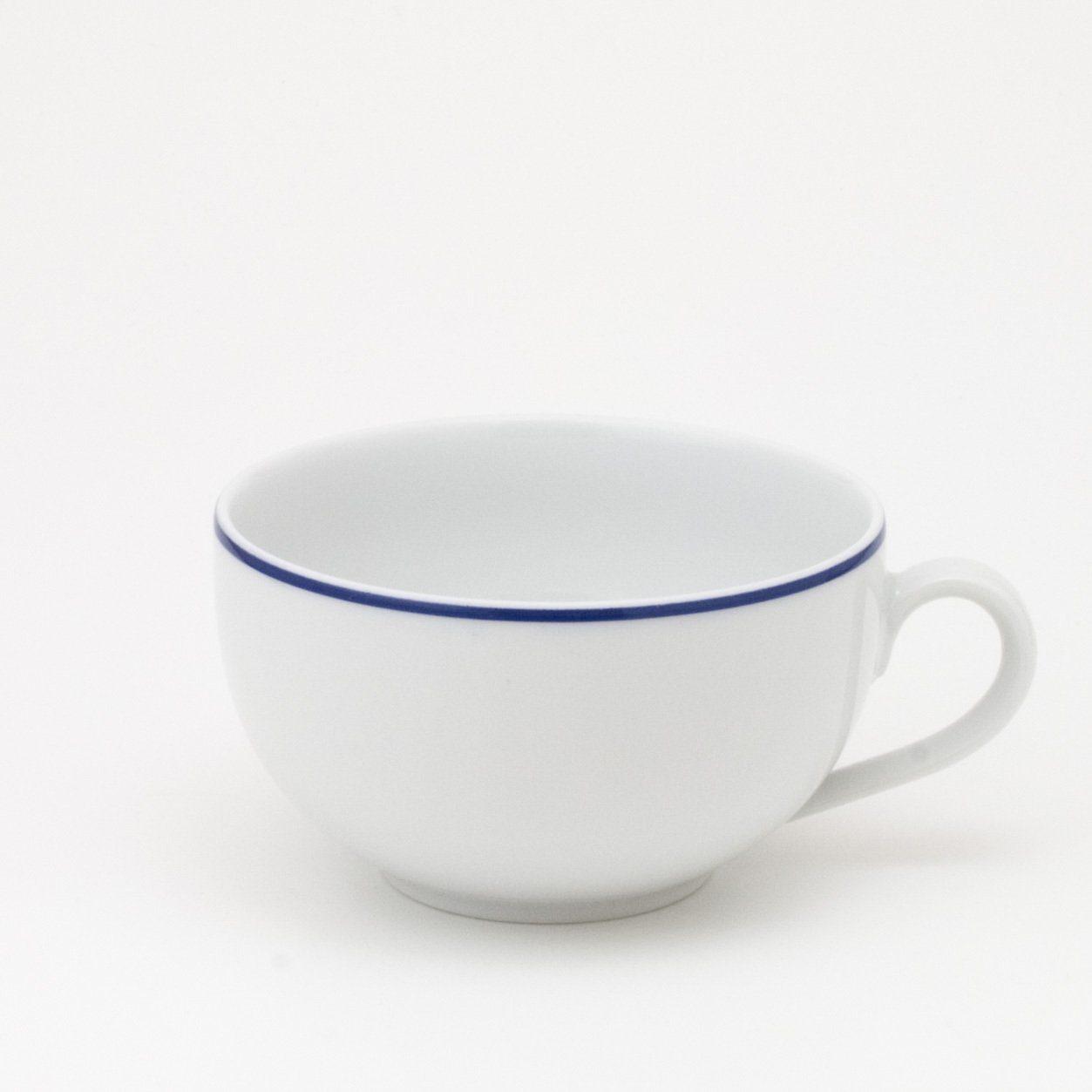 Kahla Tee-Obertasse »Aronda Blaue Linie«