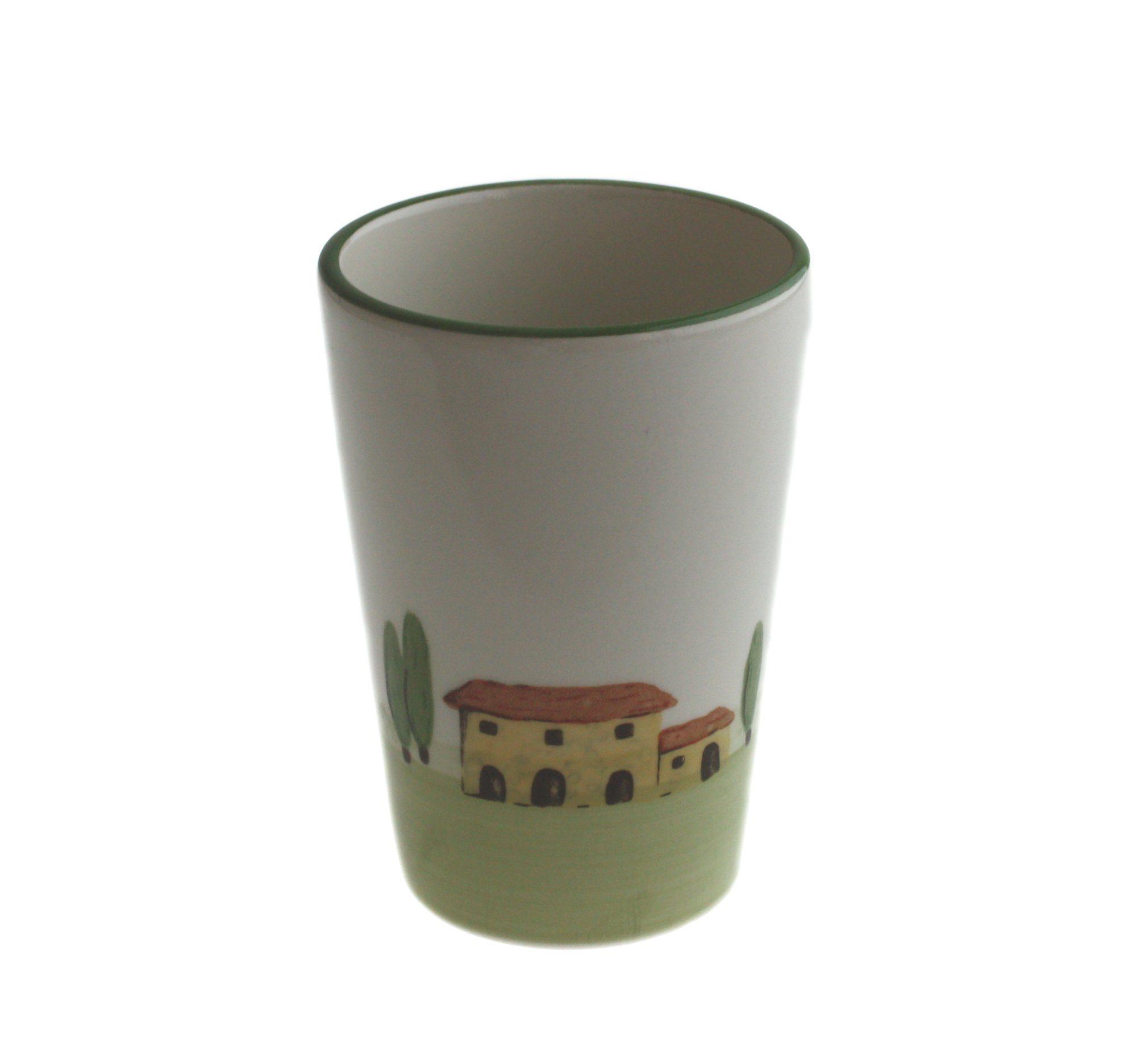 Zeller Keramik Milchbecher »Bella Toscana«