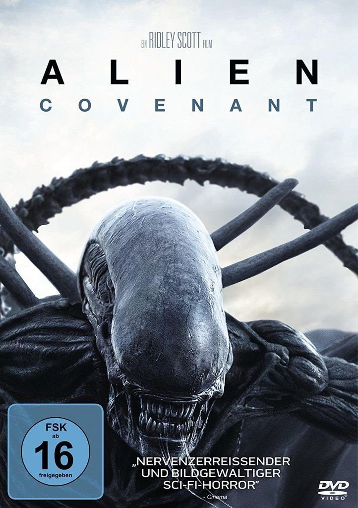Fox DVD - Film »Alien: Covenant«