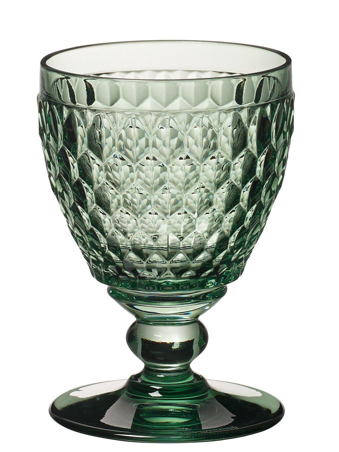 Villeroy & Boch Weissweinglas green »Boston coloured«