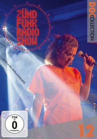 DVD »Zündfunk Radio Show«
