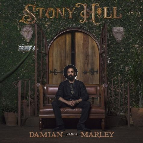 Audio CD »Damian (Jr. Gong) Marley: Stony Hill«
